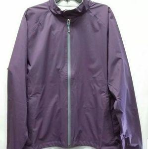 Peter Millar Rainwear Mens XL BlackBerry